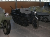 Легкий полугусеничный транспортер НК-101